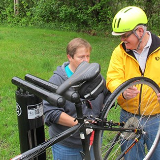 Bike Fixit Stations At Five Metroparks Locations