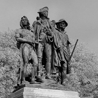 Memorial  Observance Sunday at Fallen Timbers Monument
