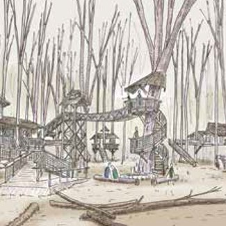 Metroparks to Build Privately-funded Treehouse Village