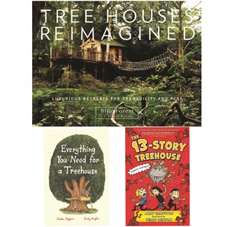 Librarian Picks Focus on Treehouses